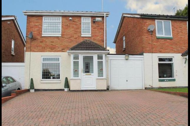 Thumbnail Link-detached house to rent in Dace, Tamworth