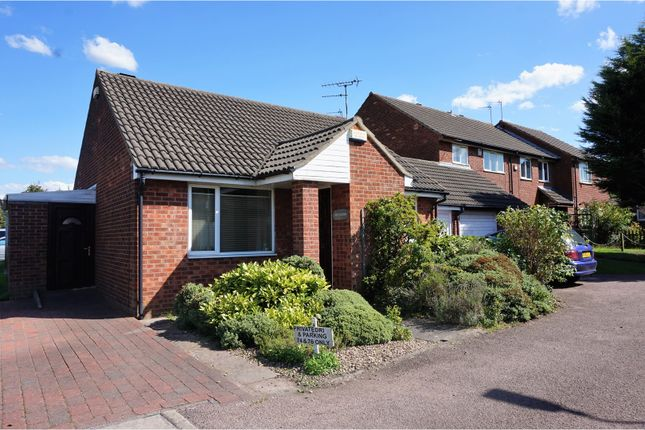 Thumbnail Bungalow for sale in Barkby Thorpe Lane, Thurmaston