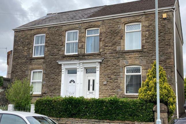 Semi-detached house for sale in Walters Road, Llansamlet, Swansea