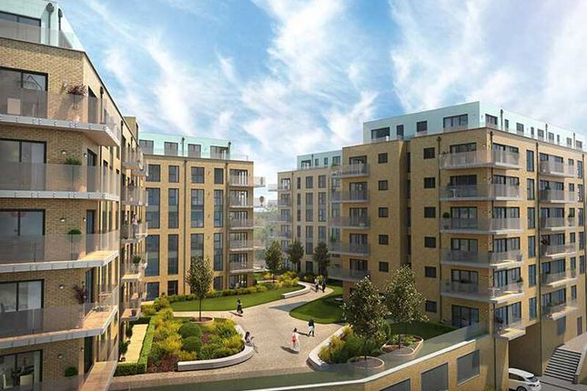 Thumbnail Flat to rent in Oldfield Place, Dartford