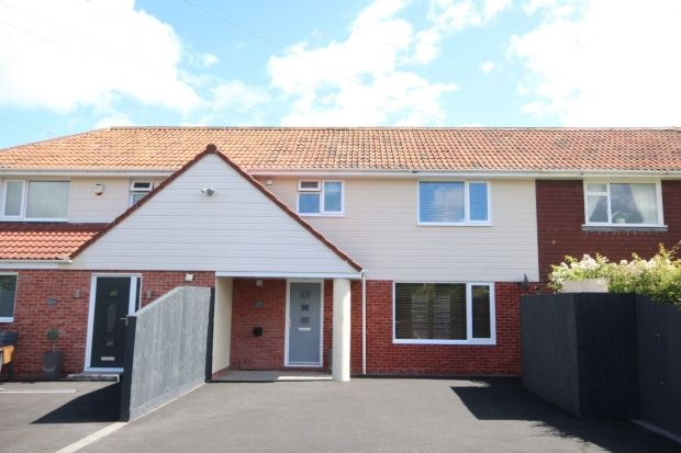 3 bed terraced house for sale in Higher Road, Chedzoy, Bridgwater TA7