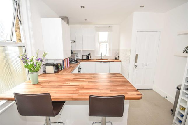 Thumbnail Flat for sale in Kingston Road, London