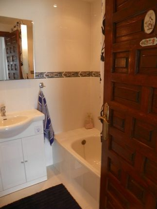 Bathroom of Spain, Málaga, Fuengirola, Torreblanca