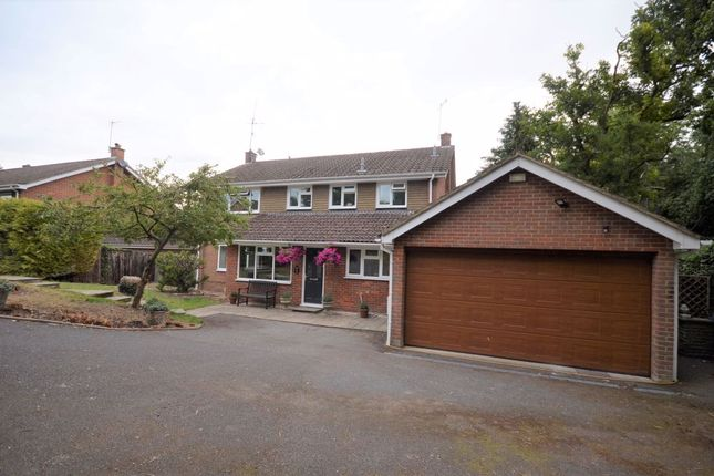 Thumbnail Detached house to rent in Longfield, Little Kingshill, Great Missenden