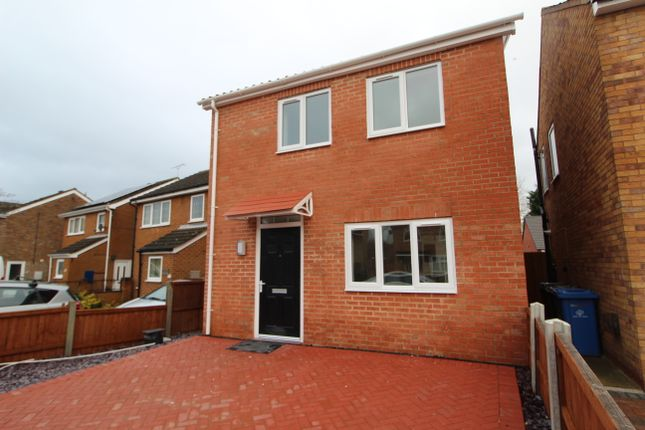 Thumbnail Detached house to rent in Lewiston Road, Chaddesden, Derby