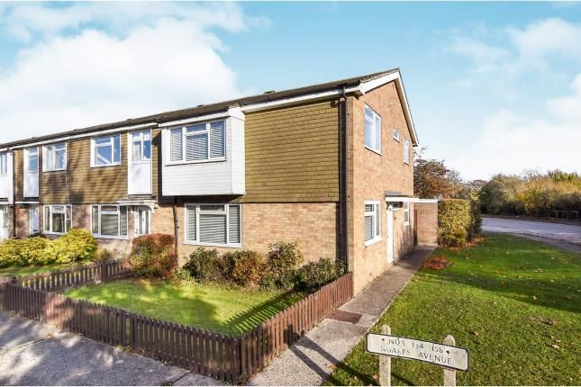 Thumbnail End terrace house for sale in Great Baddow, Chelmsford, Essex