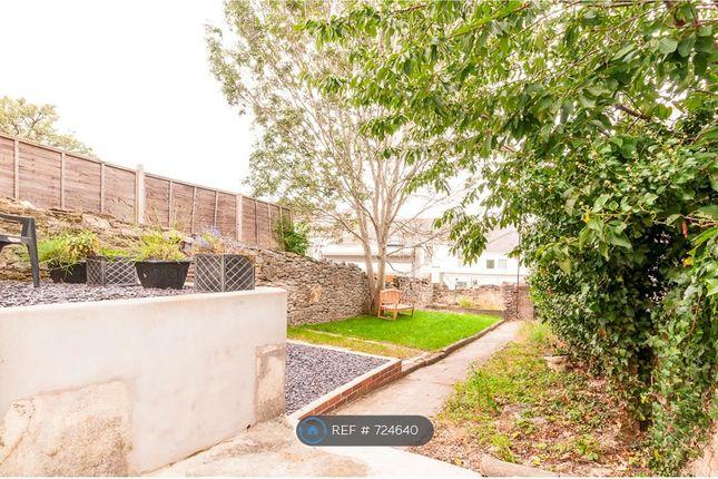 Garden Area of Furzehill Road, Mutley, Plymouth PL4