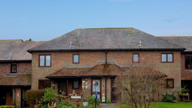 Thumbnail Flat for sale in White Horse Court, Storrington, Pulborough, West Sussex