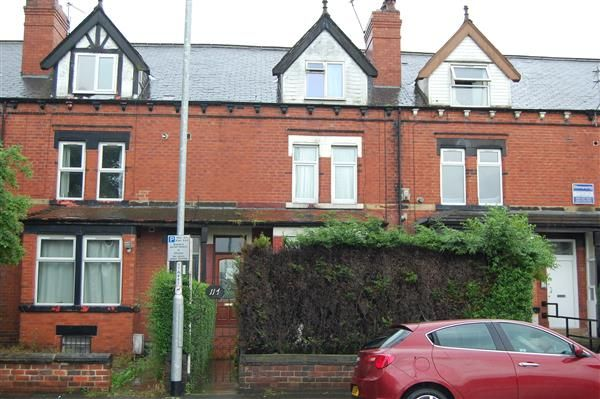 Thumbnail Property to rent in Austhorpe Road, Room 3, Leeds