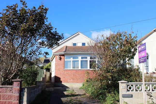 Thumbnail Detached house for sale in Cliff Gardens, Peacehaven