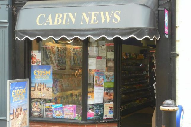 Retail premises for sale in Westgate Alms Houses, West Street, Warwick