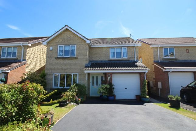 Thumbnail Detached house for sale in De Merley Gardens, Widdrington, Morpeth