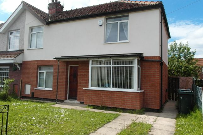 Thumbnail Semi-detached house to rent in Alexandra Road, Bentley, Doncaster