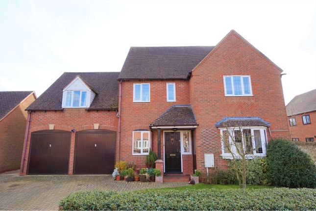 Thumbnail Detached house for sale in Jacksons Orchard, Stratford-Upon-Avon