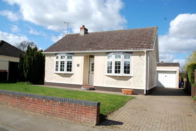 Thumbnail Detached bungalow for sale in Seldon Road, Tiptree, Colchester