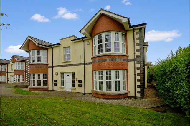 Thumbnail Flat for sale in 20 Ballymaconnell Road, Bangor