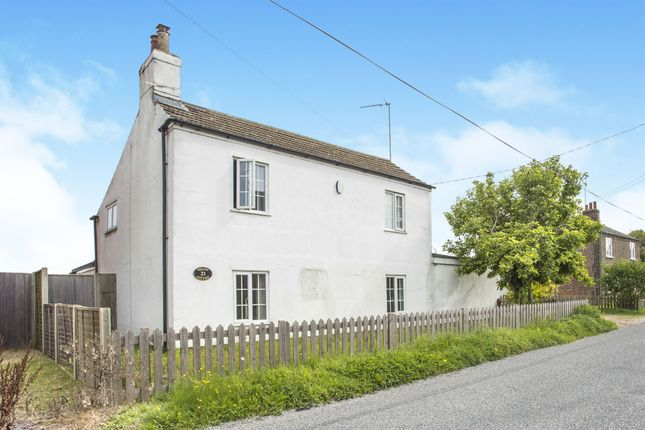 Thumbnail Detached house for sale in Mill Road, Wiggenhall St. Germans, King's Lynn