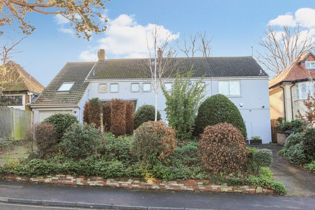 Thumbnail Detached house for sale in Corkran Road, Surbiton
