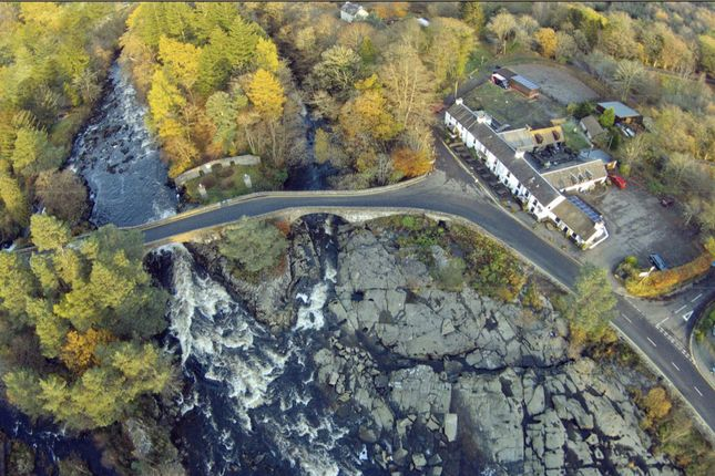 Thumbnail Commercial property for sale in Killin
