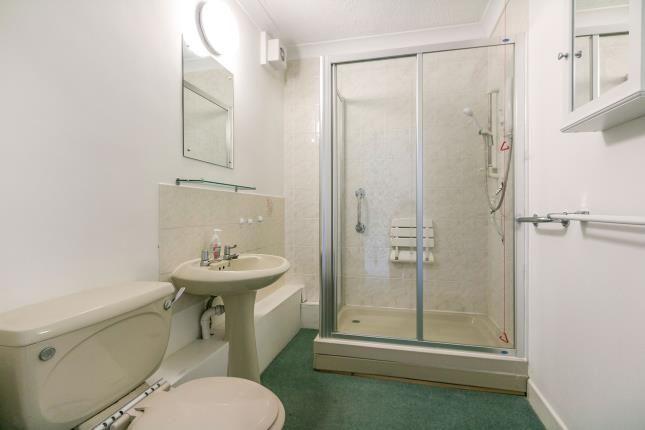 Shower Room of Deweys Lane, Ringwood, Hampshire BH24