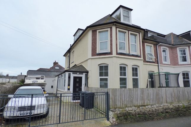 Semi-detached house for sale in St. Albans Road, Torquay