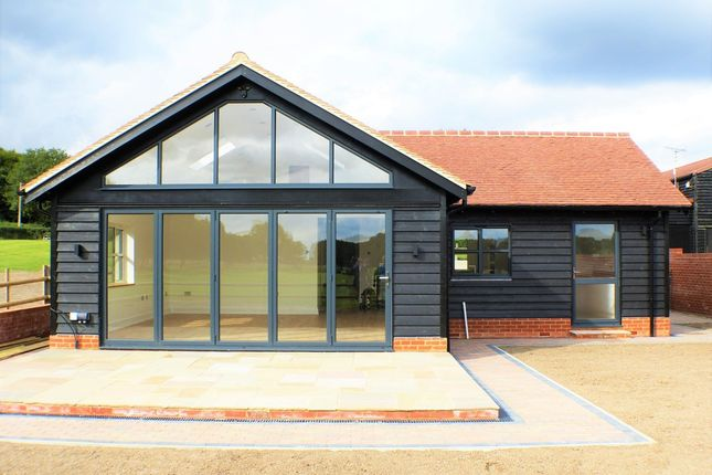 Thumbnail Detached bungalow to rent in Blackmore Road, Fryerning, Ingatestone