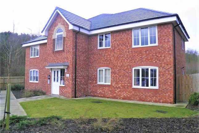 Thumbnail 1 bed flat to rent in Beacon View, Ollerton, Newark