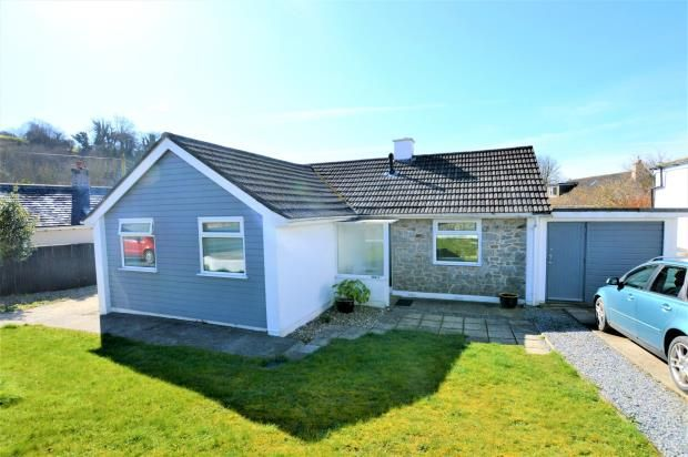 Thumbnail Detached bungalow for sale in Timbers Close, Buckfastleigh, Devon