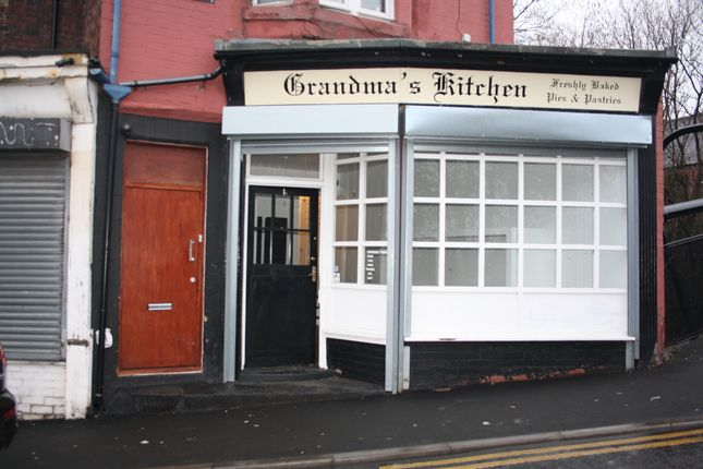 Retail premises to let in Northumberland Road, Lemington, Newcastle Upon Tyne