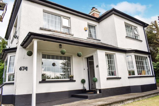 Thumbnail Detached house for sale in Saintfield Road, Carryduff