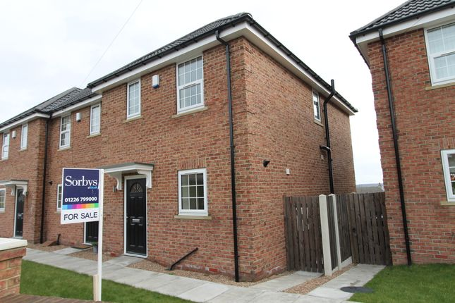 Thumbnail Town house to rent in The Dards, Pontefract Road, Cudworth