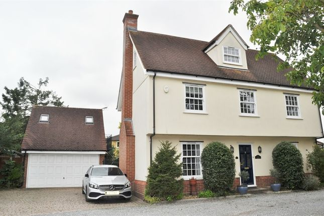 Thumbnail Detached house for sale in School Lane, Broomfield, Chelmsford, Essex