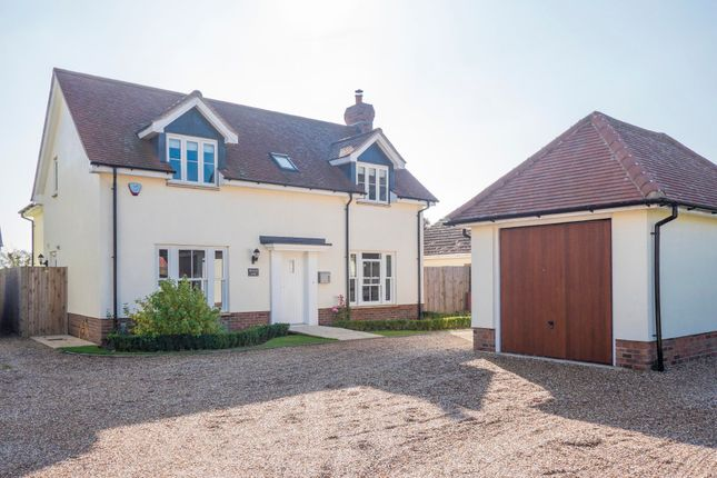 Thumbnail Detached house for sale in Bradfield, Manningtree, Essex