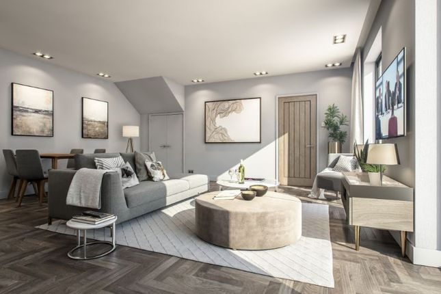 Thumbnail Town house for sale in Carnaby Place Apartment, Regent Rd, Manchester