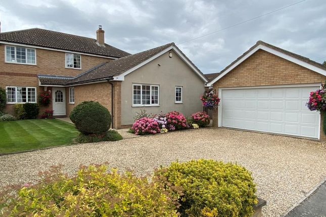 Thumbnail Detached house for sale in New Close Road, Little Thetford, Ely
