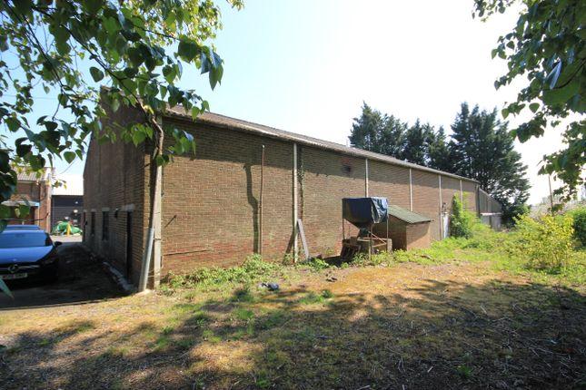 Rear Yard of Cranbrook Road, Benenden TN17
