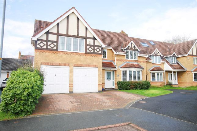5 bed detached house for sale in Florida Close, Great Sankey, Warrington WA5