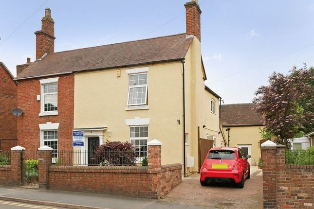 Thumbnail Semi-detached house for sale in Park Street, Madeley, Telford