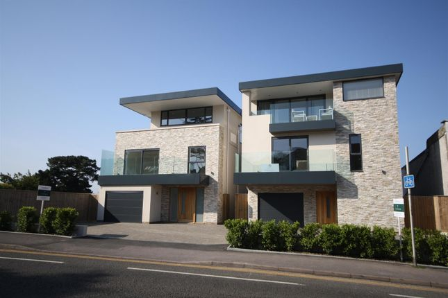 Thumbnail Detached house for sale in Sandbanks Road, Lilliput, Poole