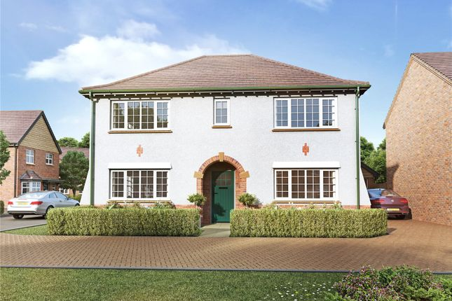 Thumbnail Detached house for sale in Forest Road, Waltham Chase, Southampton, Hampshire