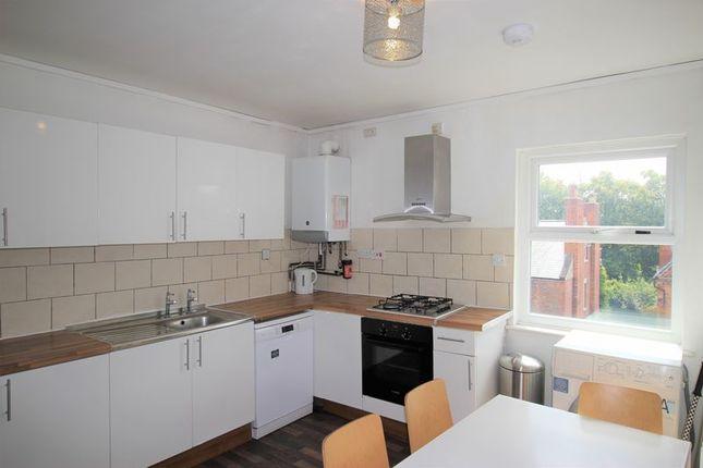 Thumbnail Flat to rent in Five Bedroom Flat, Portland Road, Arboretum, Nottingham