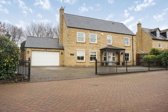Thumbnail Detached house for sale in Love Lane, Peterborough