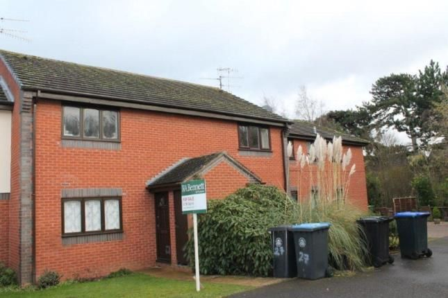 Thumbnail Maisonette for sale in Chepstow Close, Stratford-Upon-Avon