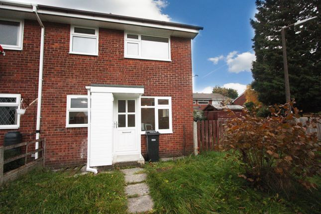Thumbnail Property to rent in Surrey Close, Little Lever, Bolton