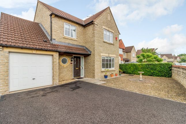 Thumbnail Detached house for sale in Saxon Way, Cheddar, Somerset