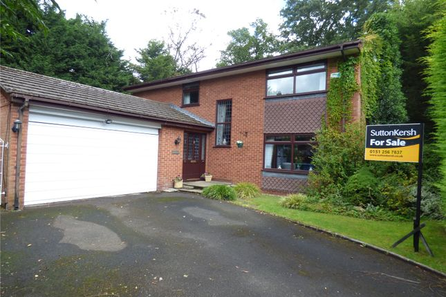 4 bed detached house for sale in Hawthorns Grove, West Derby, Liverpool, Merseyside