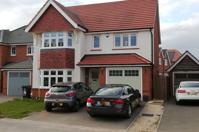 Thumbnail Detached house for sale in Farnley Road, Leicester