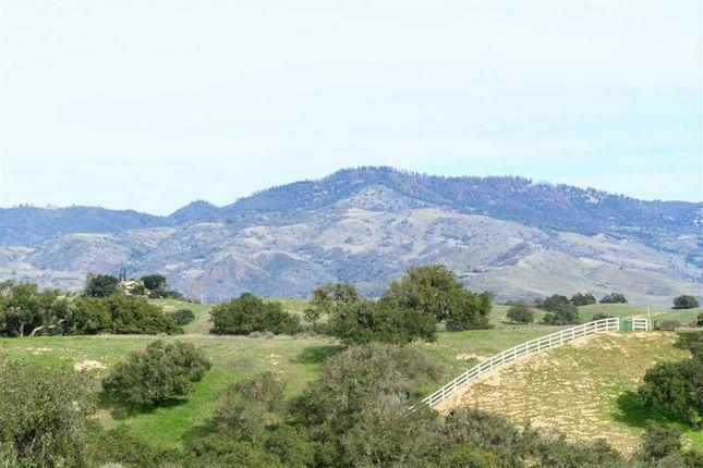 Land for sale in Santa Ynez, California, United States Of America