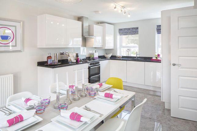 "Thumbnail Semi-detached house for sale in ""Eskdale"" at Burniston Close, Melksham"