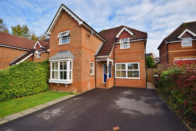 Thumbnail Detached house for sale in Gabriel Park, Basingstoke